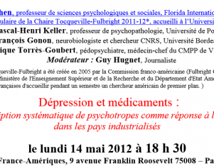 14.05.2012_FGonon_DepressionEtMedicaments