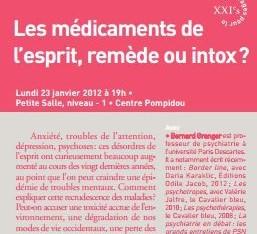 23.01.2012_FGonon_MedicamentsDeL'esprit