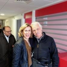 Yann Arthus-Bertrand, Céline Véga-Roïatti