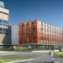 L'IMNC clinique se trouve au 2ème étage de ce bâtiment.