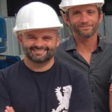 Jérôme Baufreton and François Georges